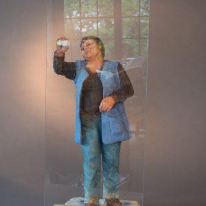 Skulpturen von Cecilia Herrero-Lafin